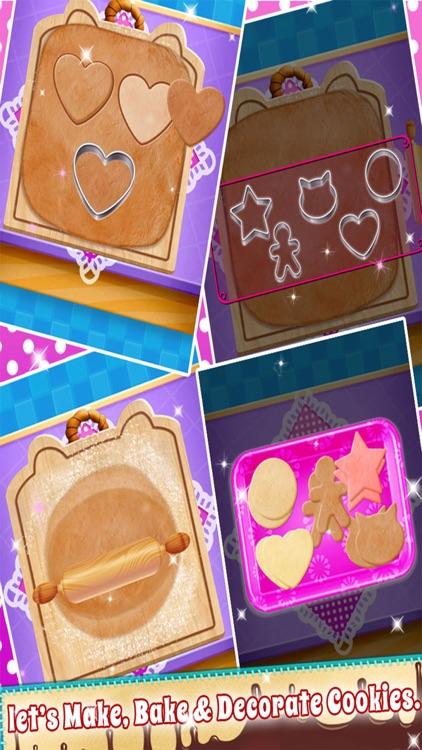 Dessert Cookies Bakery Chef