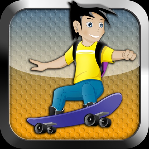 Subway Skater vs Skate Surfers iOS App