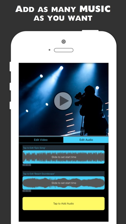 Add Music to Music Video Maker screenshot-3