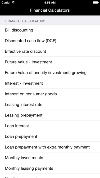 Financial Loan Accounting screenshot-2