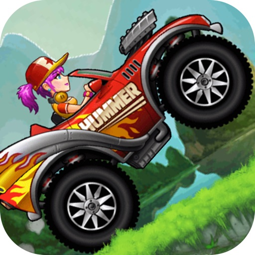 Mountain Racing-fun car games