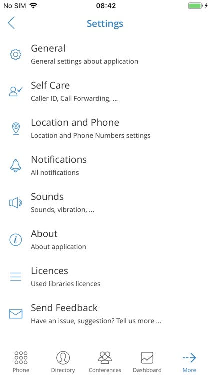 Communicator GO 5 screenshot-5