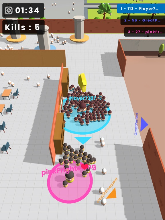 Popular Wars screenshot 6