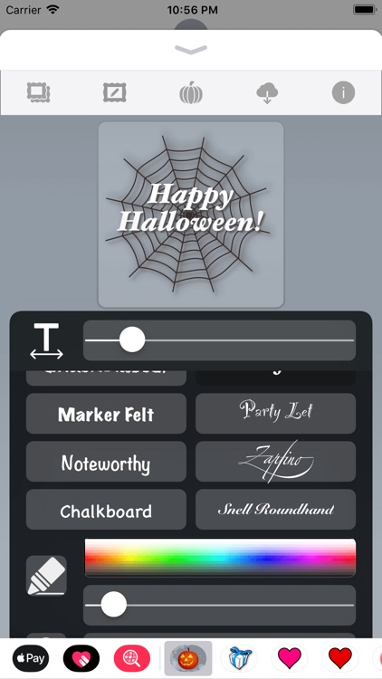 Happy Halloween • 140 stickers screenshot-5