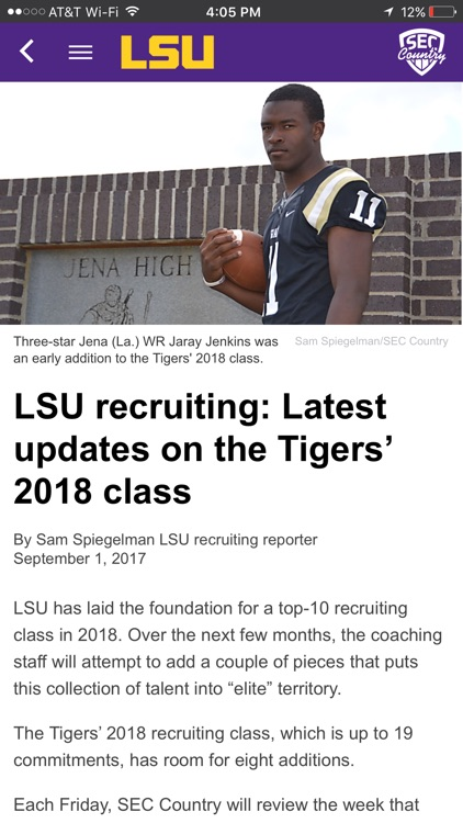 SECCountry.com - Football News screenshot-4