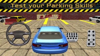 Parking Car Adventure Skill