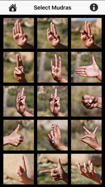 Dancing Mudras screenshot-1