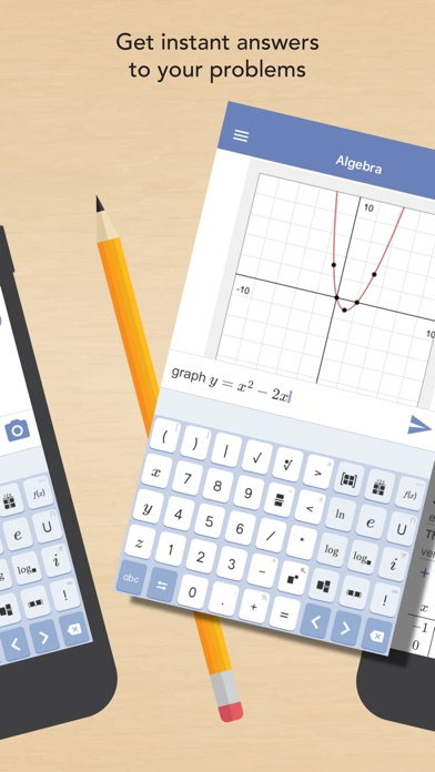 Mathway app image