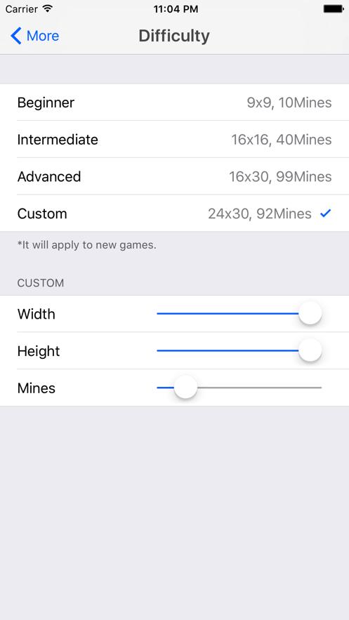 经典扫雷专业版-休闲益智游戏 App 截图