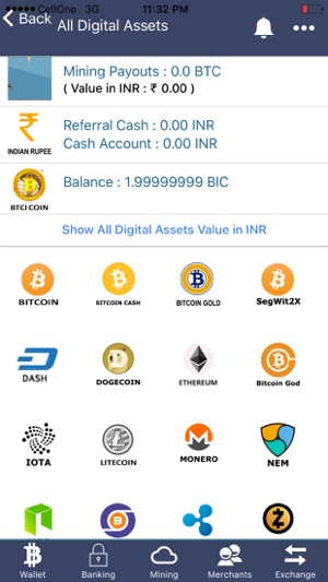 Bitcoin india wallet app review
