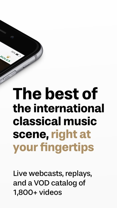Medicitv Classical Music review screenshots