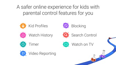 YouTube Kids Screenshots
