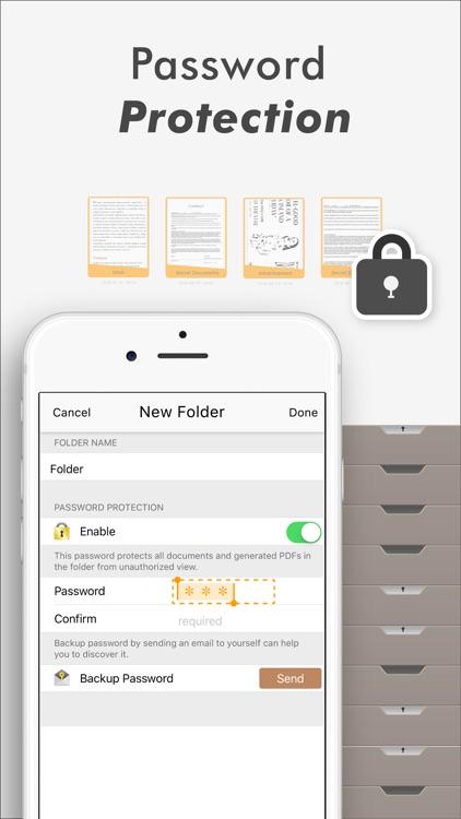 Doc Scan - Fax PDF Scanner screenshot-8