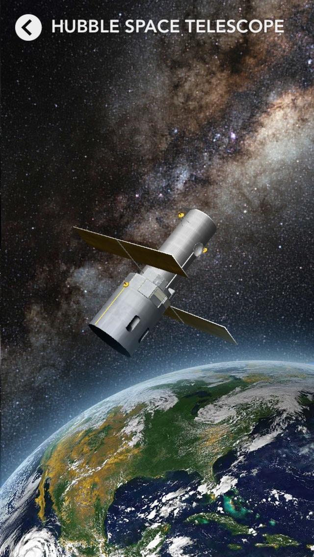 SkyView® Satellite Guideのおすすめ画像2