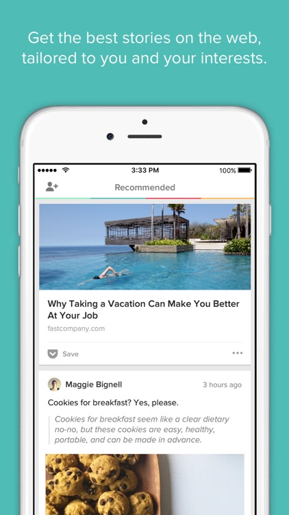 Pocket: Save Stories for Later screenshot-3