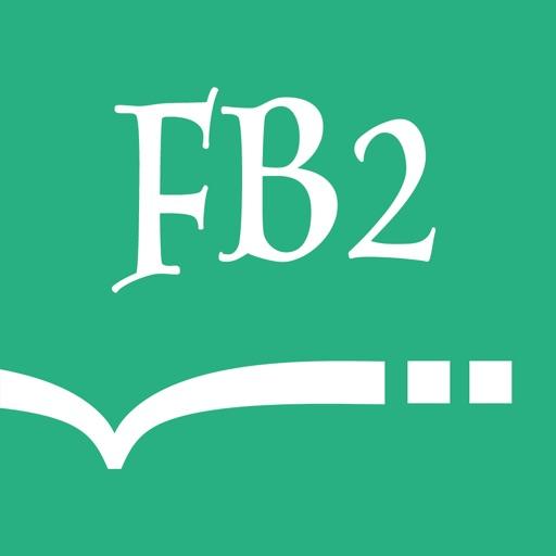FB2 Reader - Читалка для книг в формате fb2
