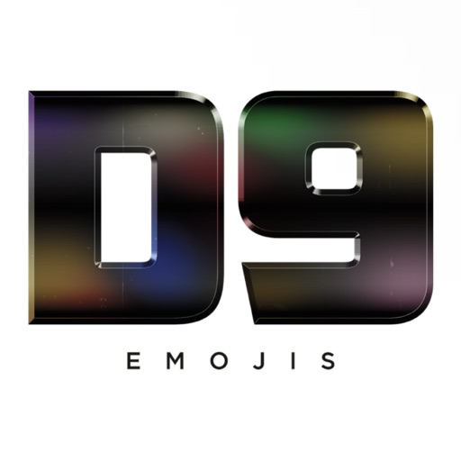 D9 Emojis app for iphone