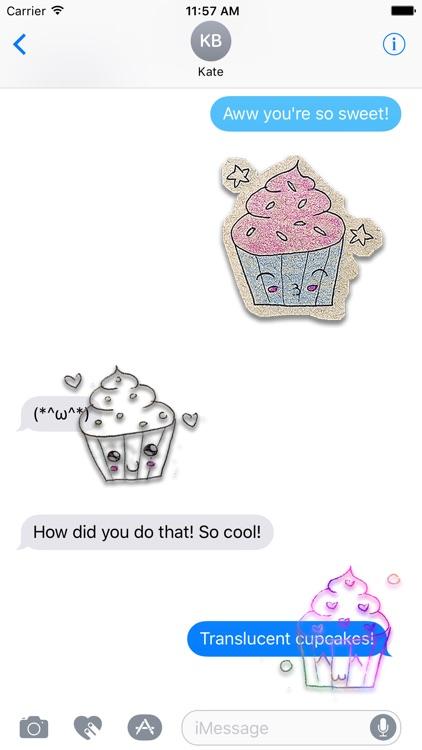 Kawaii! Say it with a Cupcake screenshot-4