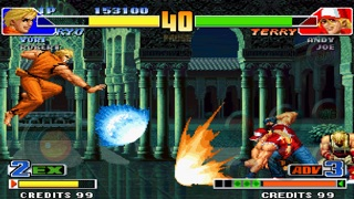 Screenshot for THE KING OF FIGHTERS '98 in Mexico App Store