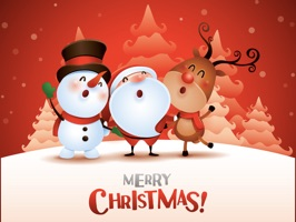 The Christmas Stickers Pack