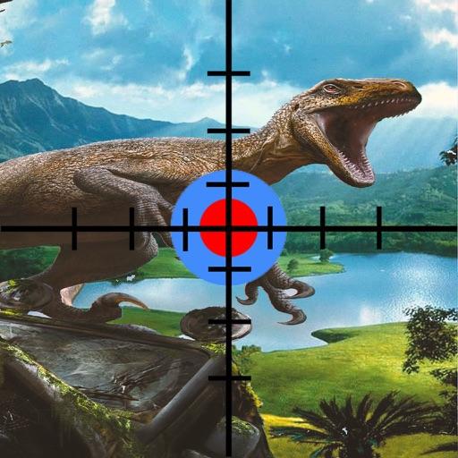 T Rex Dino Hunter Mission 2018 Icon