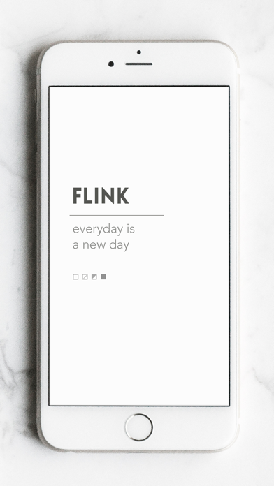Flink - Calendar Note Screenshots
