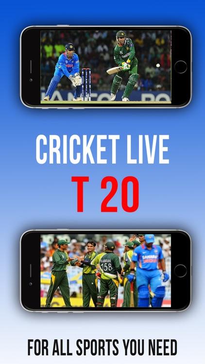 Cricket Live T20