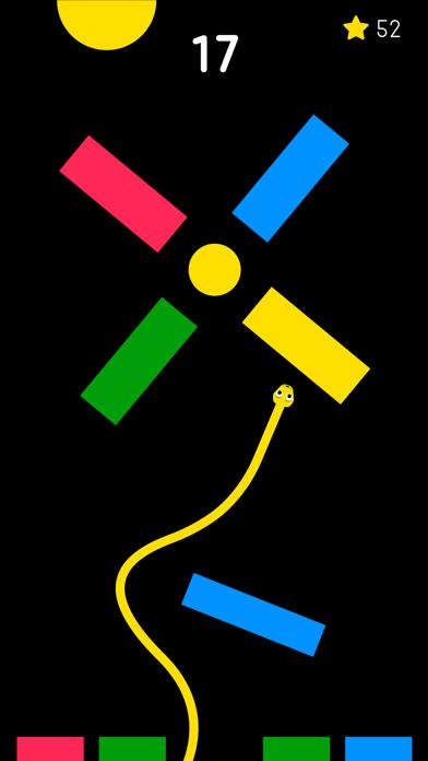 Color Snake screenshot 1