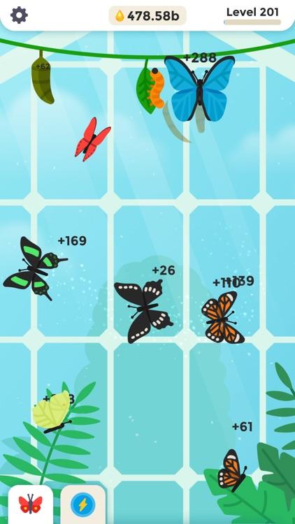 Butterfly Idle screenshot-0
