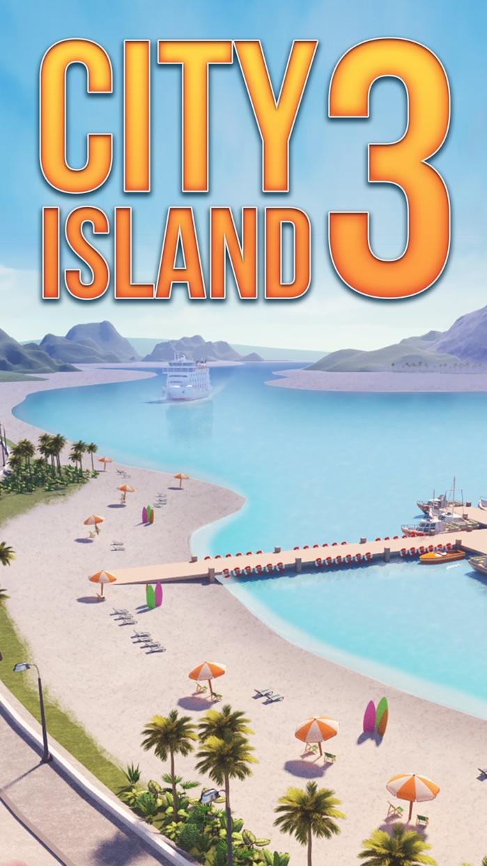 City Island 3: Building Sim Screenshot
