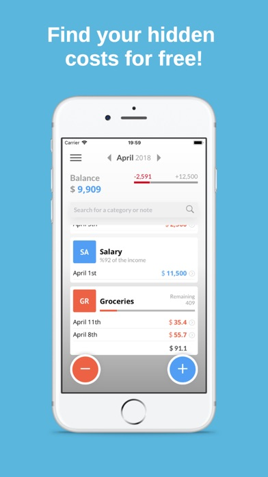 simple budget planner app price drops