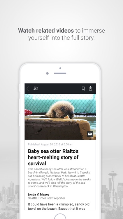 Seattle Times Mobile screenshot-4