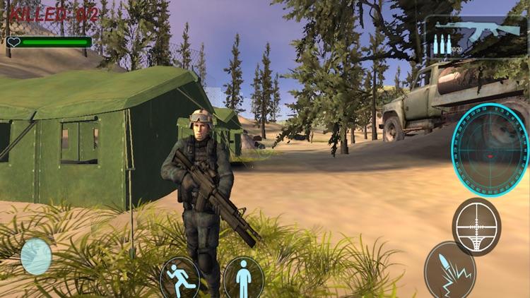 Desert Special Commando screenshot-3