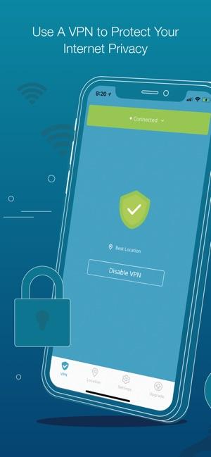 hide me VPN on the App Store