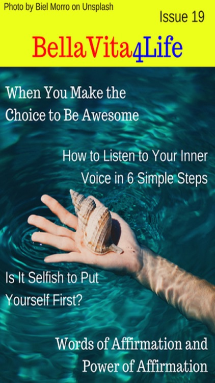 BellaVita4Life - Change Your Mindset For Success