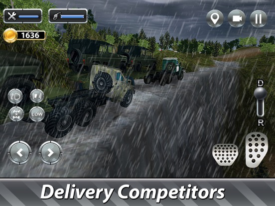 Cargo Trucks Offroad Driving screenshot 6