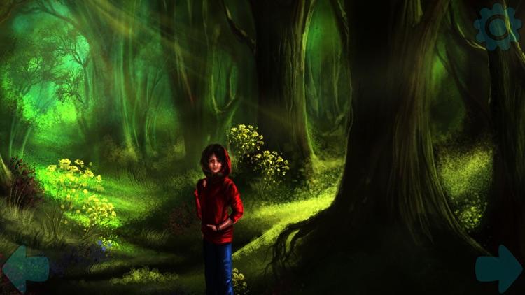 Little Red Riding Hood Book screenshot-3
