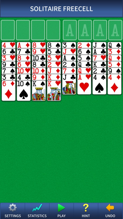 Freecell Solitaire Pro.