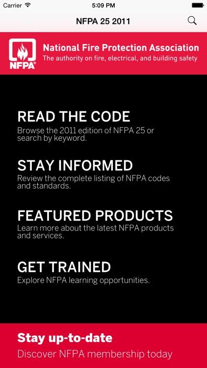 NFPA 25 2011 Edition
