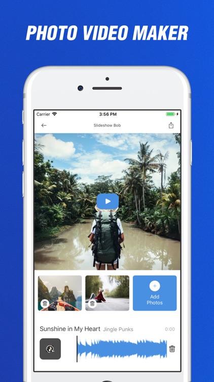 Slideshow Add Music To Video