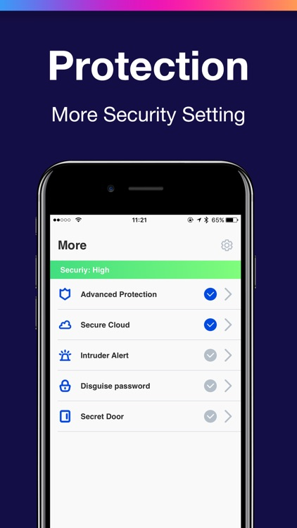 Privacy Guard:Lock Your Secret screenshot-3