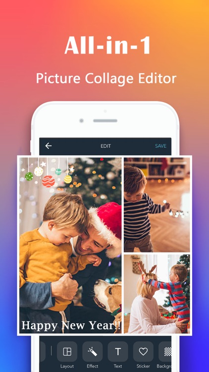 LiveCollage Pro-Photo Collage Maker&Photo Editor