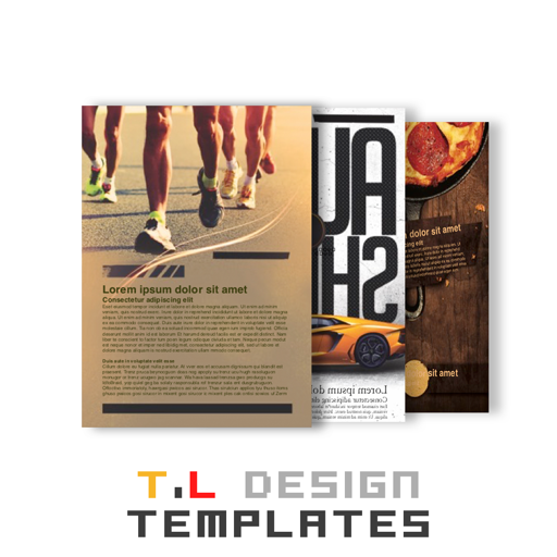 Template for word (T.L design)