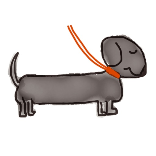 Adorable Dachshund Stickers