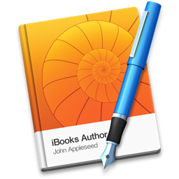 Ícone do app iBooks Author