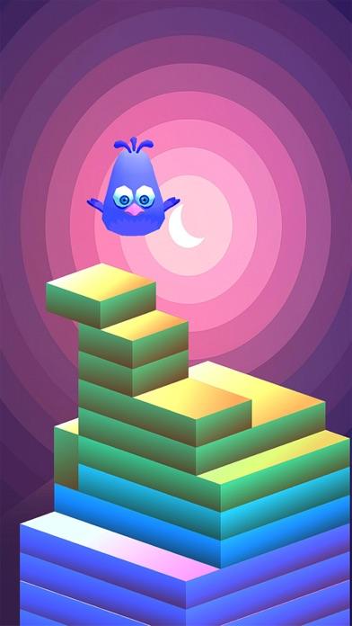Bird Stack Bounty Jump Whole screenshot one