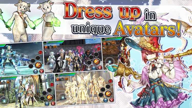 RPG AVABEL ONLINE screenshot-3