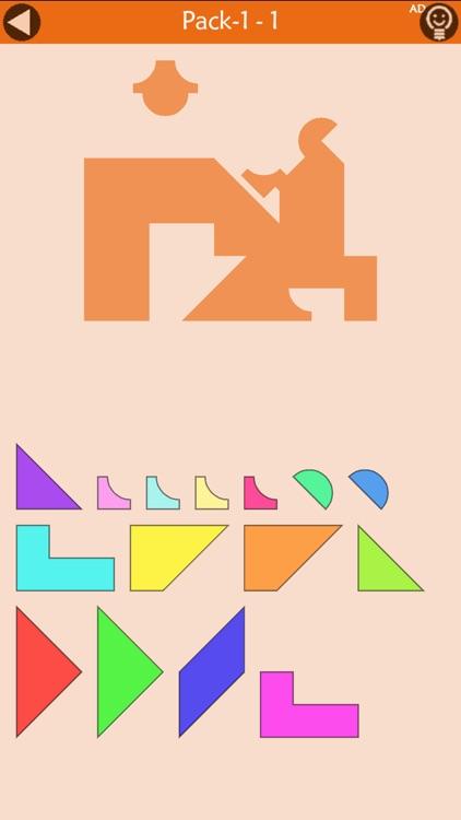 Tangram Plus