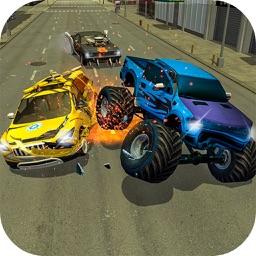 War Car - Crash Arena