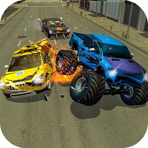 War Car - Crash Arena icon
